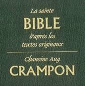 la bible version abbé crampon